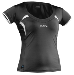 Salming Ladies Top Black/White