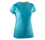 Salming Run Tee Women Turquoise